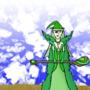 Druid Background by Bomberkool