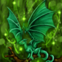 Little Green Dragon by Maszrum