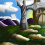 background work by fitzfactor64