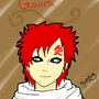 Gaara by trunksfan001