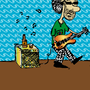 Brazilian guitarist by jonipreto