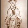 Avatar Aang by PippinAaviSaavi