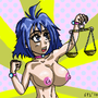 Justice is Busty! by SpacePirateLord