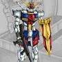 Gundam by Fifty-50