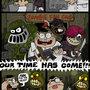 Zombie Fans by Scythemantis