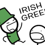 Irish Green by laughdraft
