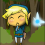 Blue Link by pickletoez