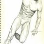 Underwear Model Dude by deadpool15