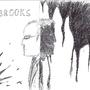 Mister Brooks and Marshall by HarlequindeRustre