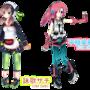 UTAU Sachi Eika & Aika Heion by suwako