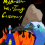 Teenage Cassowary Poster by lndbro