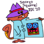 Secret Squirrel! by dSieben