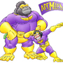 Simian Superheroes by MatthewSmith