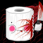 Serial Killer Toilet Paper...w by KIREB