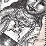 Vishnu Sketch by Creatus
