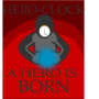 Hero-Clock by mariobros153