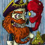 captain claw by adamkav