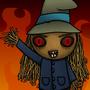 Evil Scarecrow by ArnyMatoR