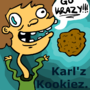 Karl'z Kookiez. by tehslaphappy