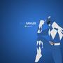 Blue Ranger by Blud-Shot