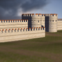 The Walls of Constantinople by samulis