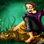 Jack and the Turtle by Araelyn