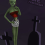 Zombie Prostitute by test-object