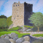Moy Castle by Pyratekirk