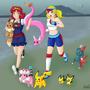 Pokemon by LovelyKouga