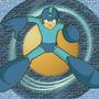 Megaman by treefrogproductions