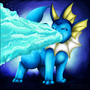 Vaporeon uses Hydro Pump