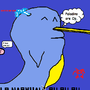 I are Narwhal by SamSkitzy