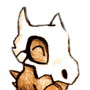 Cubone bone bone by ZaneMudfish