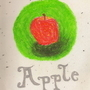Apple by vicoria91