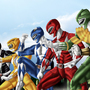 Mighty Morphing Power Rangers by Blud-Shot