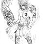 Kyuu:The Demon Summoner by XxCrimsonMoonxX