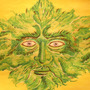 Green man by Pyratekirk