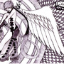 Another angel sketch by Nao-Haruki