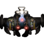 C14 Alien Spaceship by gintasdx
