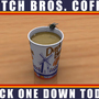 Dutch Bros. Coffee ad by doctormario