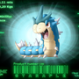 Gyaraple (Gyarados/Wurmple) by esepibe