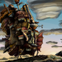 Howl's Moving Castle by Daftroy