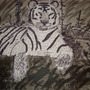 Tiger - India Ink by Tygron