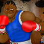 Balrog of Street Fighter by Sevengard