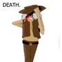 Death and Assassin by namasaya999