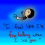 Free Falling by AdorableDinosaur