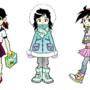 Tokyo Girls by Sashura