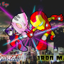Ultraman vs Ironman by TheAlterEgo