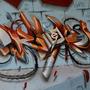 House of Paint 2010 graffiti