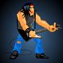 Guitarist by milkysquid